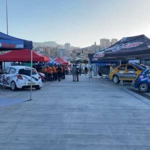 Rombano i motori della Targa Florio sulle strade della Costa d'Oro fino alle Madonie