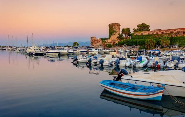Viaggio a Trabia, patria degli spaghetti, e nell'incantevole borgo marinaro di San Nicola
